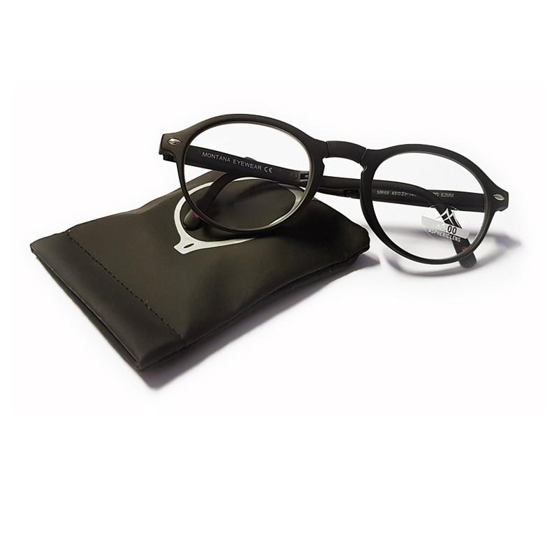 Montana Eyewear faltbare Fertiglesebrille FLB MR66